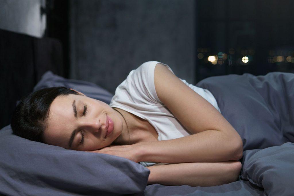 comment dormir dans le noir