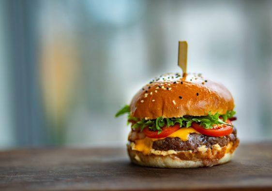 comment faire un hamburger diététique