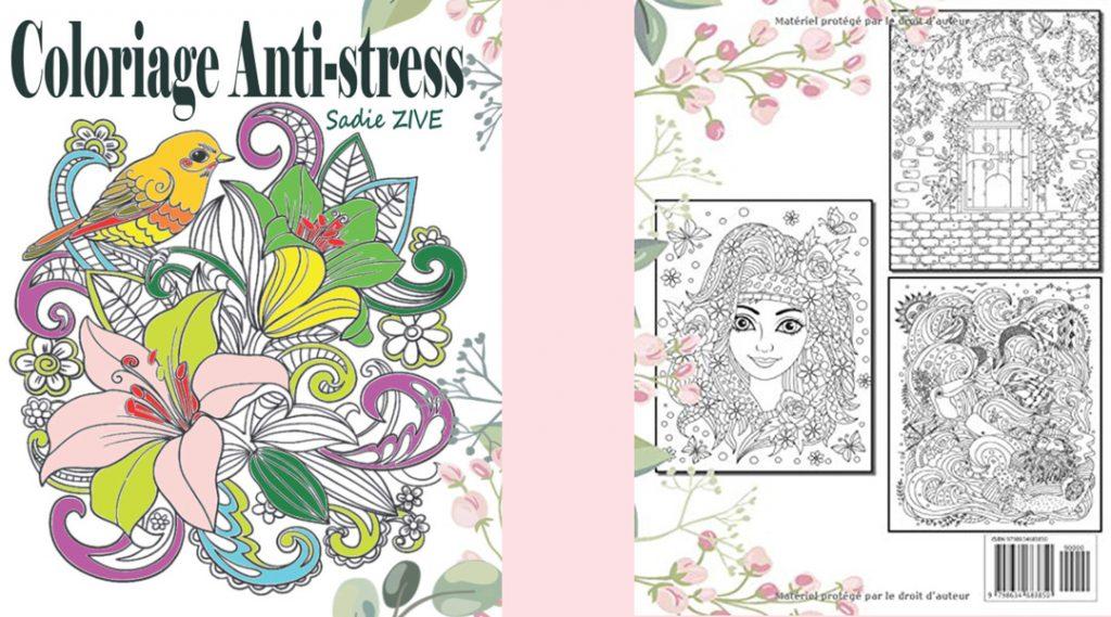 coloriage anti stress adulte